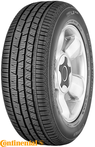 CONTINENTAL ContiCrossContact LX Sport 275/40R22C 108Y XL FR