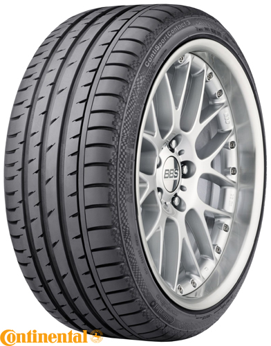 CONTINENTAL ContiSportContact 3 235/40R19 96W XL