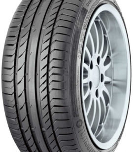 CONTINENTAL ContiSportContact 5 255/45R17 98W * r-f