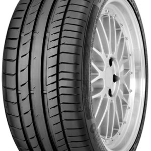 CONTINENTAL ContiSportContact 5 P SUV 265/40R21  N0