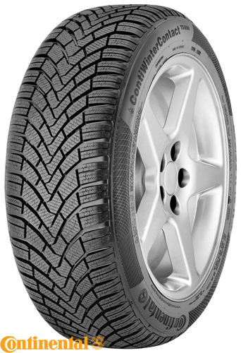 CONTINENTAL ContiWinterContact TS850 195/60R14 86T  *