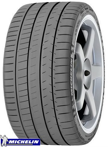 MICHELIN Pilot Super Sport 245/35ZR20 95Y XL