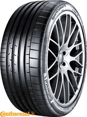 CONTINENTAL SportContact 6 335/30ZR24 112Y XL FR