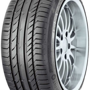 CONTINENTAL ContiSportContact 5 SUV 255/50R19  XL * r-f DOT0417