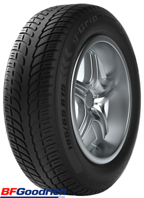 BFGOODRICH G-Grip All Season 185/60R14 82H