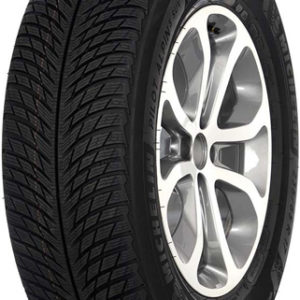 MICHELIN Pilot Alpin 5 SUV 295/35R21 107V XL