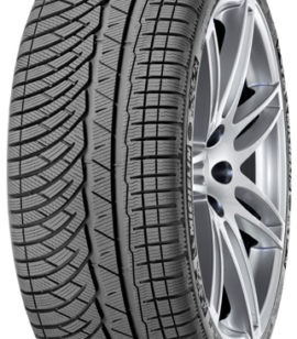 MICHELIN Pilot Alpin PA4 245/40R18 97W XL