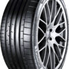 CONTINENTAL SportContact 6 245/40R19 98Y XL FR DOT0720