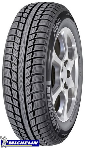 MICHELIN Alpin A3 185/65R14 86T DOT3716