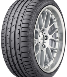 CONTINENTAL ContiSportContact 3 205/45R17 84V  * r-f DOT4717